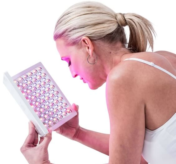anti aging light therapy