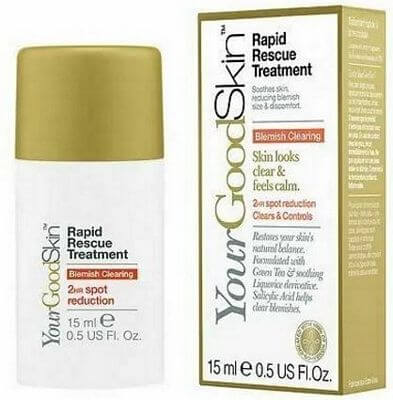 YourGoodSkin Rapid Rescue Treatment