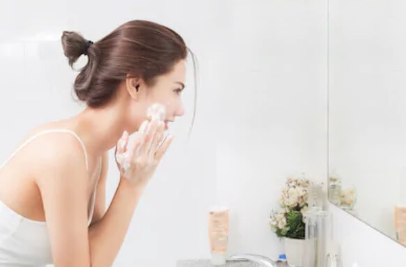 nighttime skincare routine steps