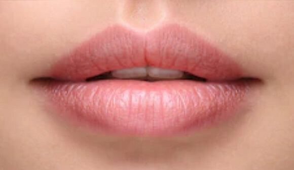 normal lip proportions
