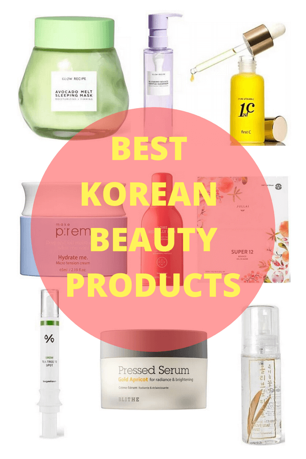 10 Best Korean Beauty Products