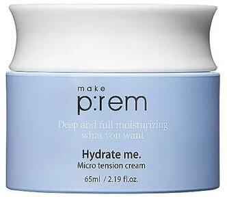 Make-P:Rem-Hydrate-Me-Micro-Tension-Cream