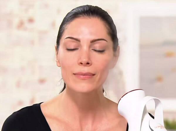 facial steamer benefits