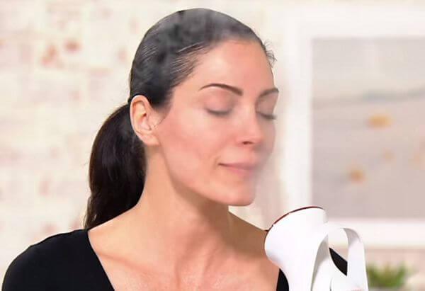 handheld facial steamer