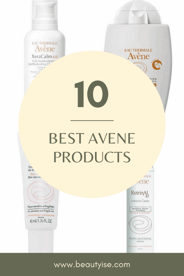 Avene products reviews