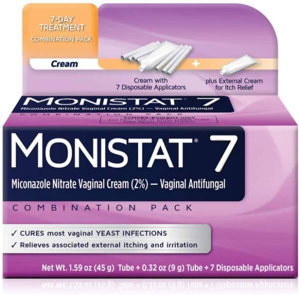Does Monistat Help Hair Growth