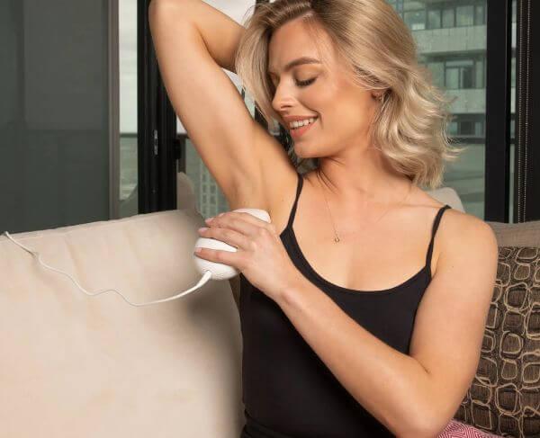 Silk'n-Infinity-underarm-hair-removal